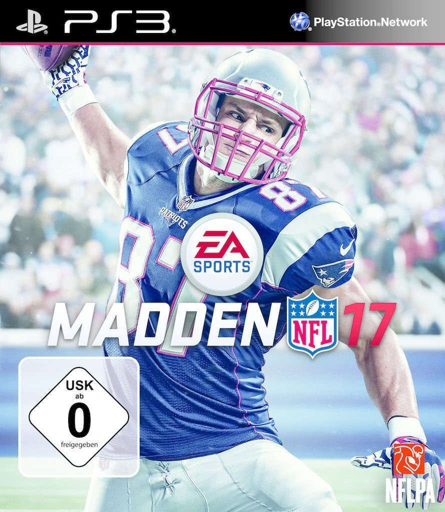 Electronic Arts Playstation 3 - Spiel »MADDEN NFL 17«