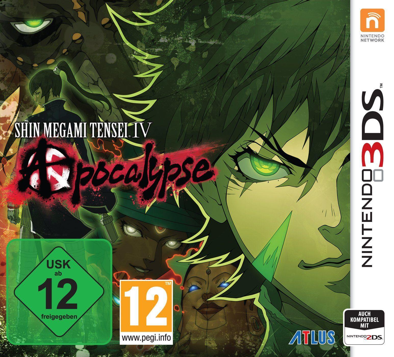Koch Media Shin Megami Tensei 4: Apocalypse »3DS«