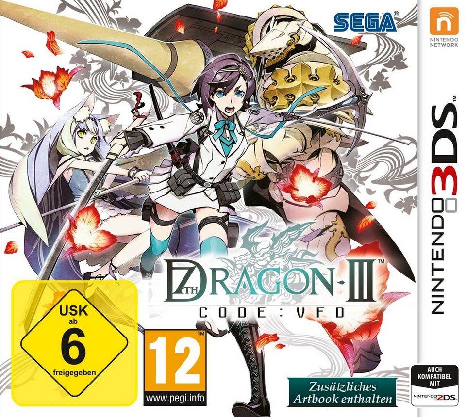 Koch Media 7th Dragon III »(3DS)«
