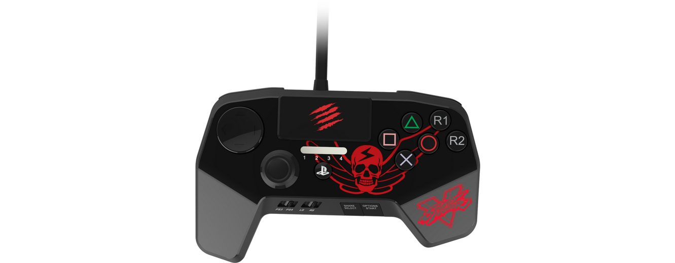 Mad Catz Street Fighter V2 FightPad PRO A2 - Bison »(PS4 PS3)«