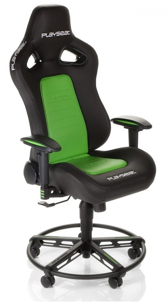 Playseats Playseat L33T grün Gaming Chairs »PS4 PS3 XBox One X360 PC«