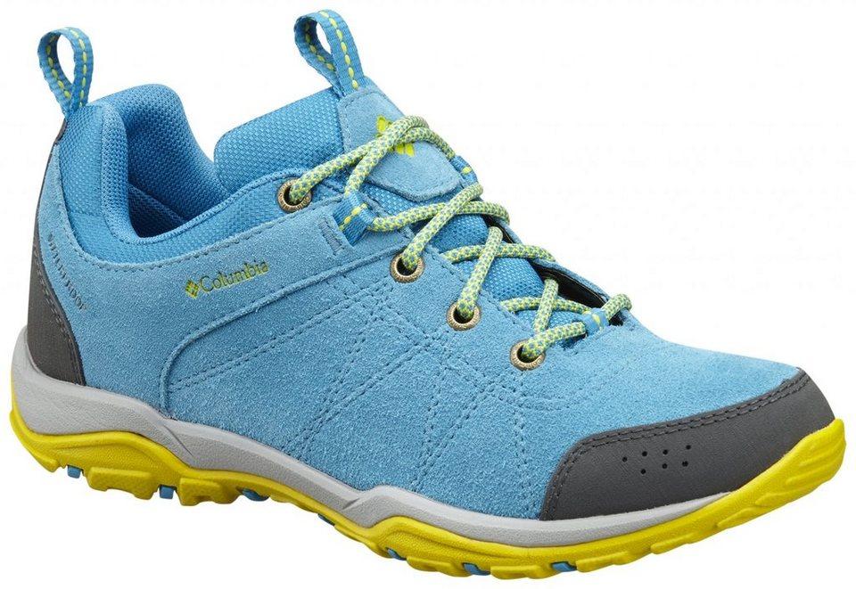 Columbia Kletterschuh »Fire Venture Shoes Women WP« in türkis