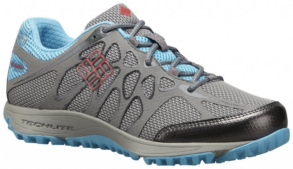 Columbia Kletterschuh »Conspiracy Titanium Shoes Women Outdry« in grau