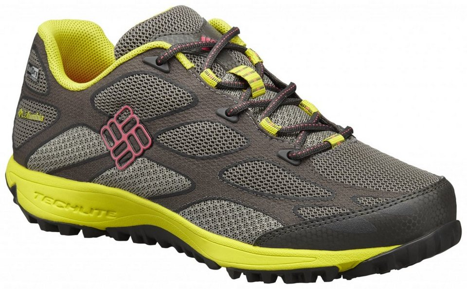 Columbia Kletterschuh »Conspiracy IV Shoes Women Outdry« in grau