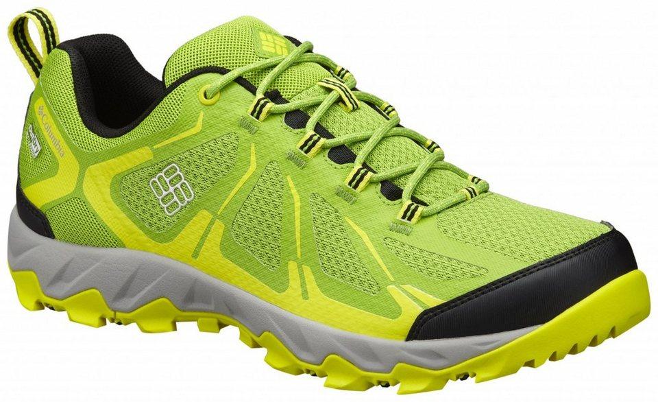Columbia Kletterschuh »Peakfreak XCRSN II XCEL Shoes Men Low OutDry« in grün
