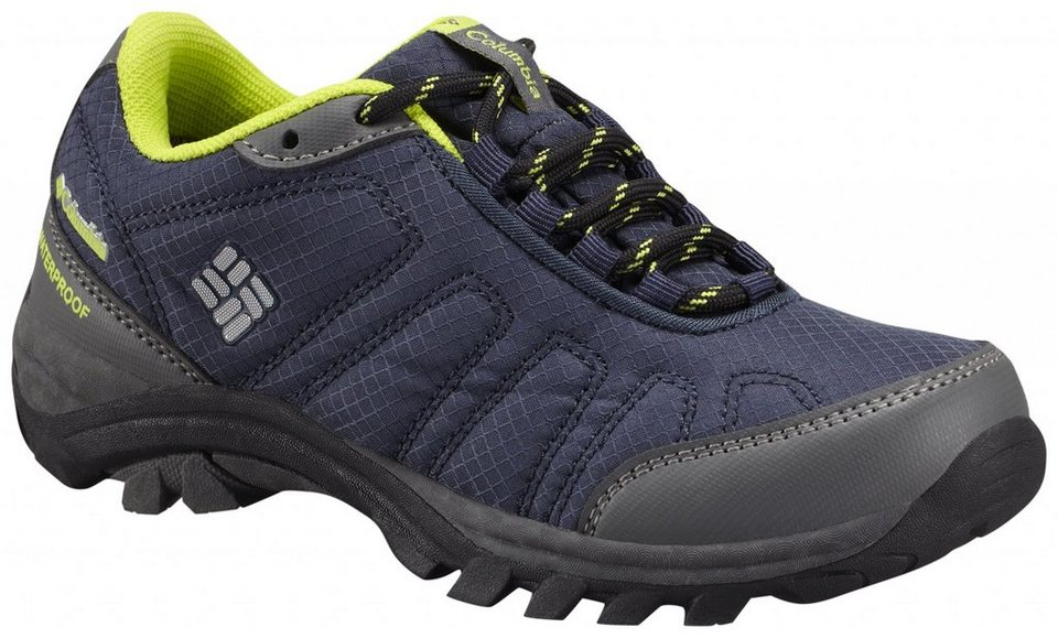 Columbia Kletterschuh »Firecamp Shoes Youth WP« in blau