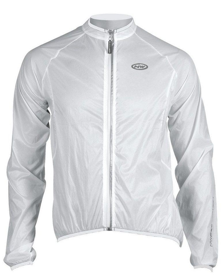 Northwave Radjacke »Breeze Pro Jacket Men« in transparent