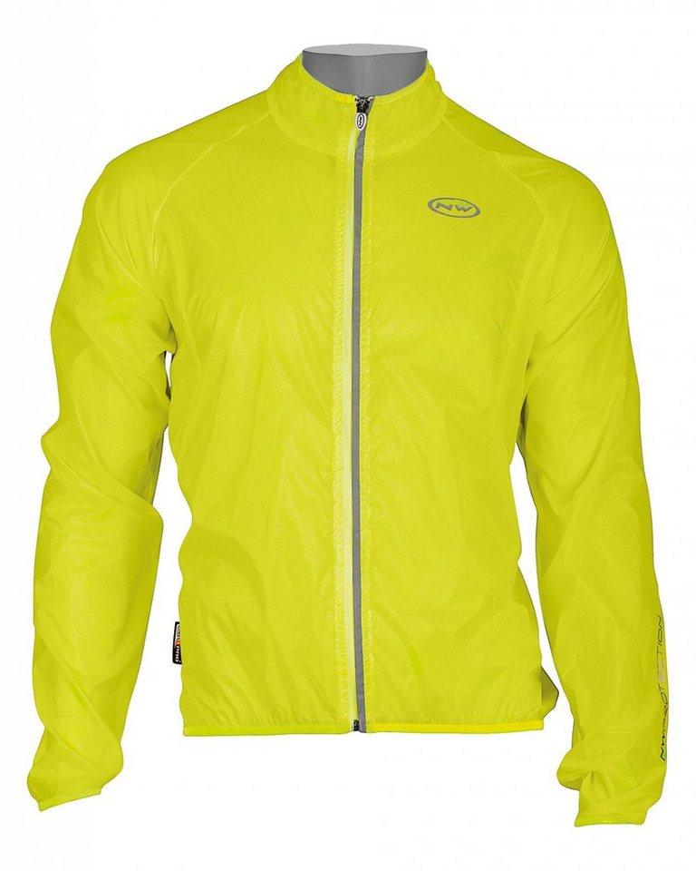 Northwave Radjacke »Breeze Pro Jacket Men« in gelb