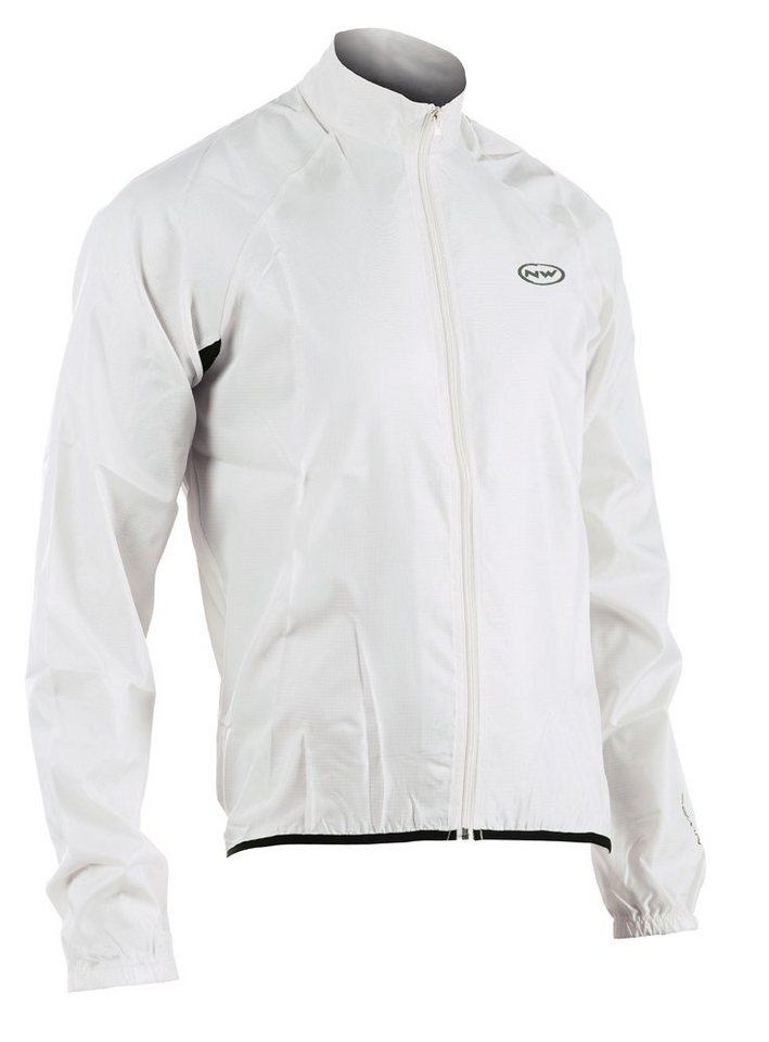 Northwave Radjacke »Jet Jacket Men« in weiß