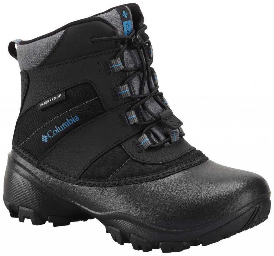 Columbia Stiefel »Rope Tow III Boots Youth WP«