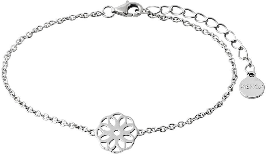 XENOX Armband »Rose Garden, XS3156« in Silber 925