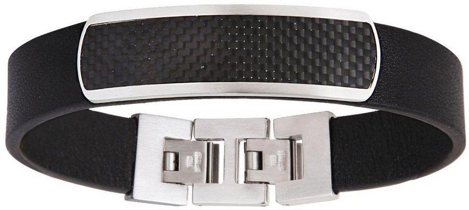XENOX Armband »X2555« in schwarz