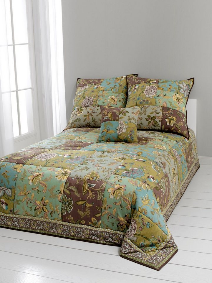 patchwork tagesdecke sonstige preisvergleiche. Black Bedroom Furniture Sets. Home Design Ideas