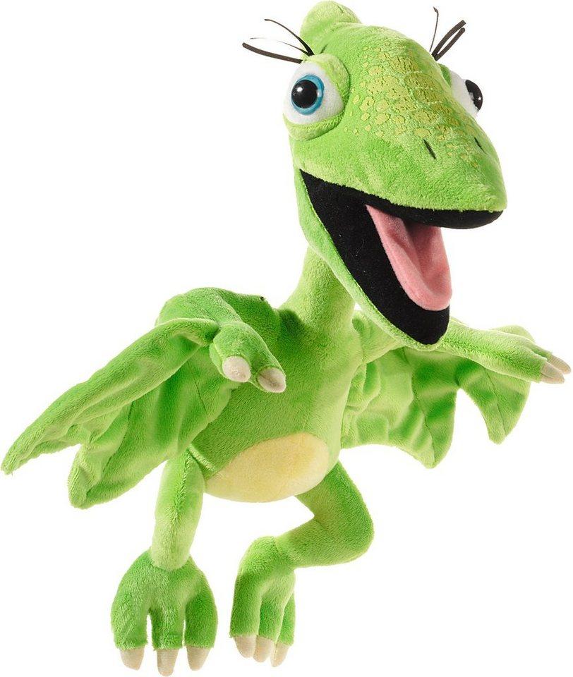 Heunec Plüschfigur, »Dinozug Tiny« in grün