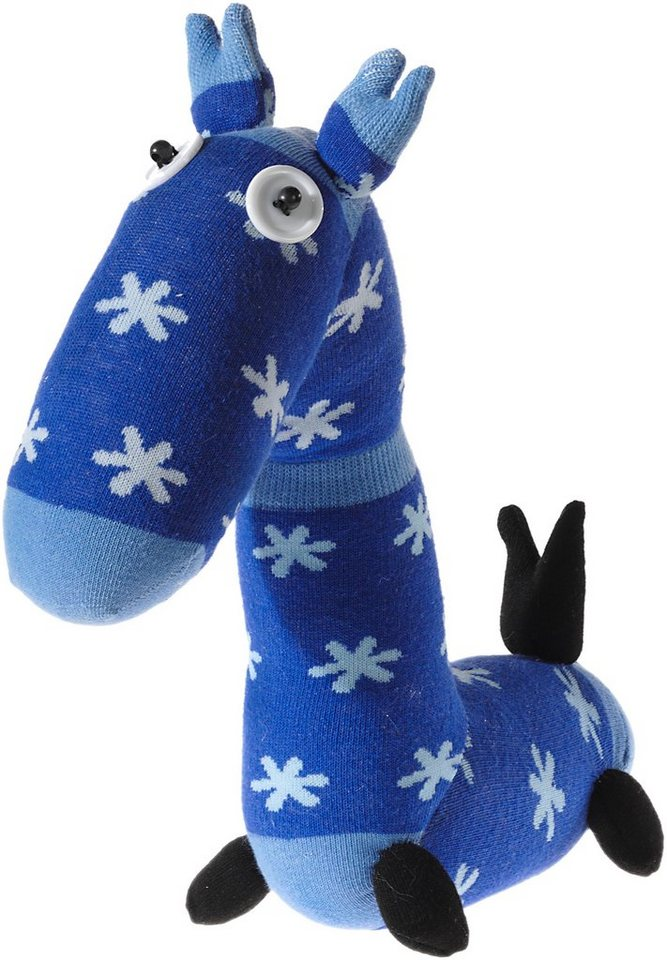 Heunec Kuscheltier, »Dolle Socke Pferd«