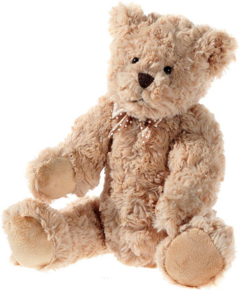 Heunec Teddy mit Brummstimme, braun, »Scheibenbär« in braun
