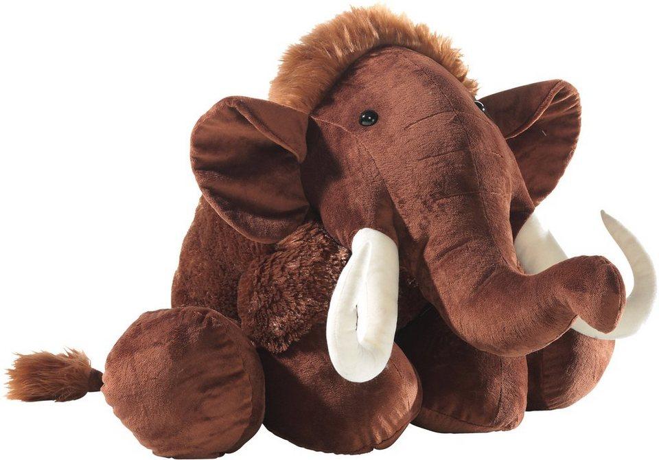 Heunec Kuscheltier, »Mammut XL« in braun