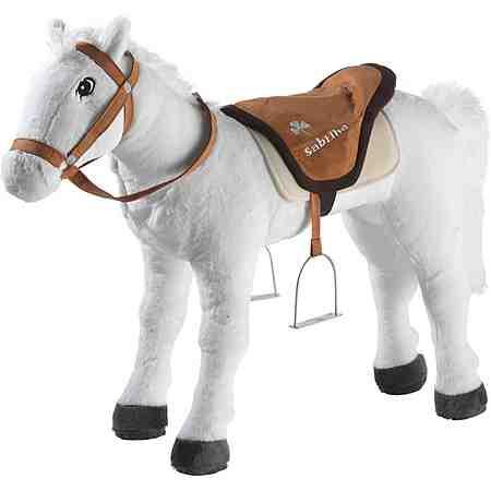 Heunec Plüschtier, »Bibi & Tina Pferd Sabrina stehend 75 cm«