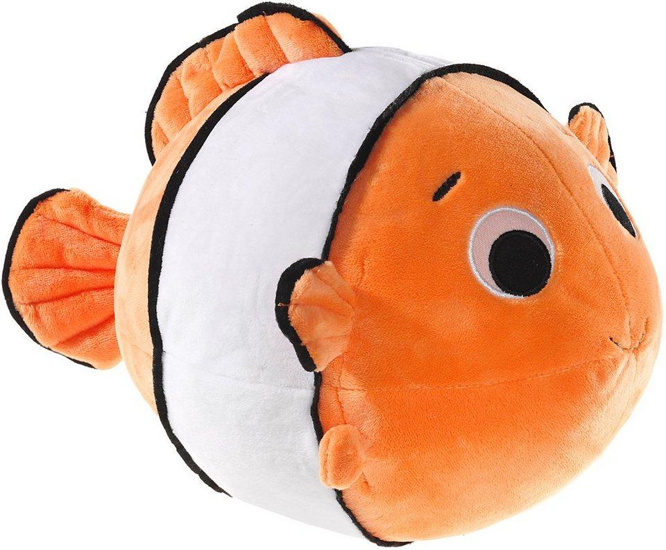 Heunec Kuscheltier, »Clownfisch rund 30 cm« in orange-weiß