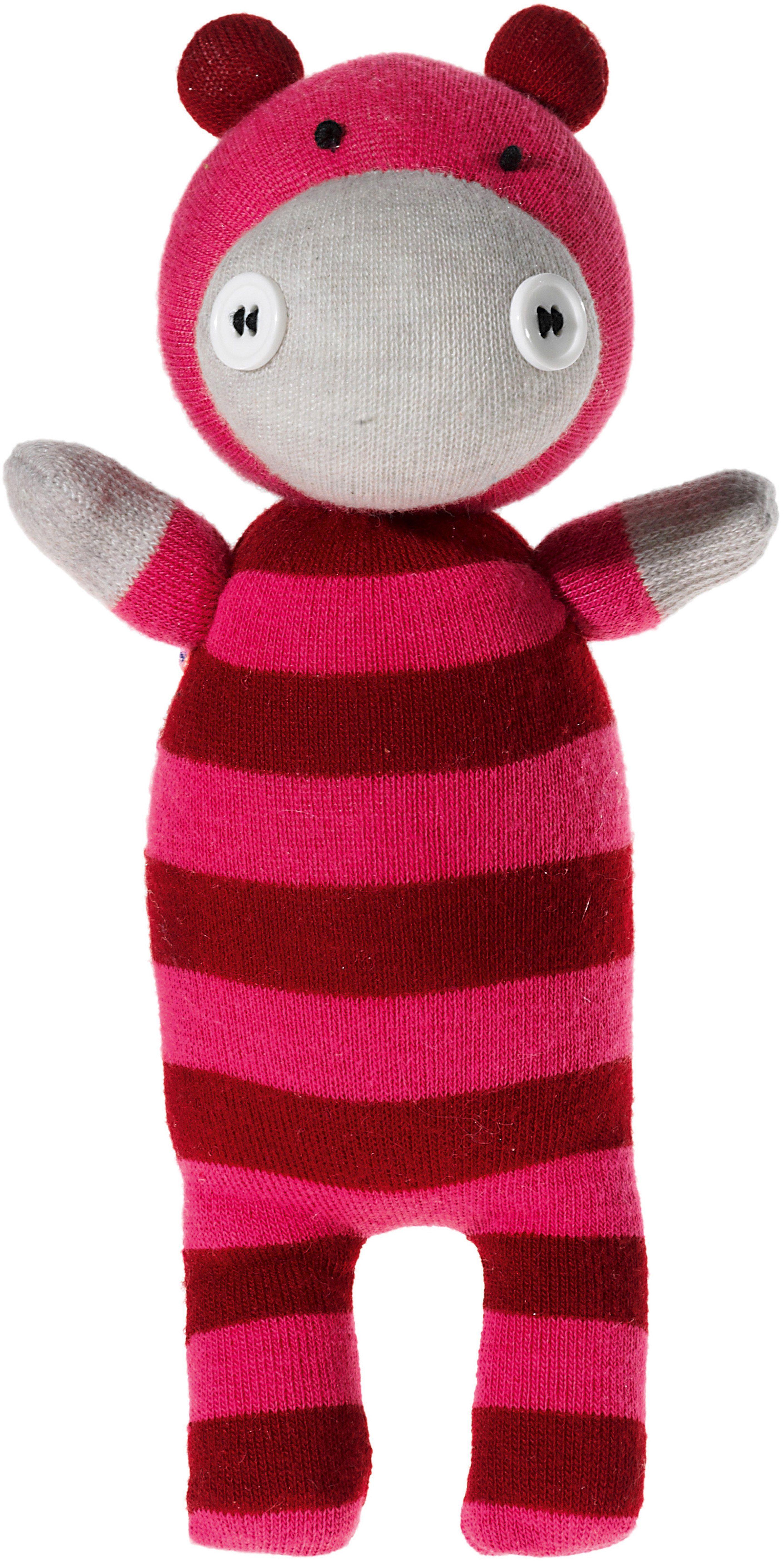 Heunec Kuscheltier, »Dolle Socke Bär Pinky«