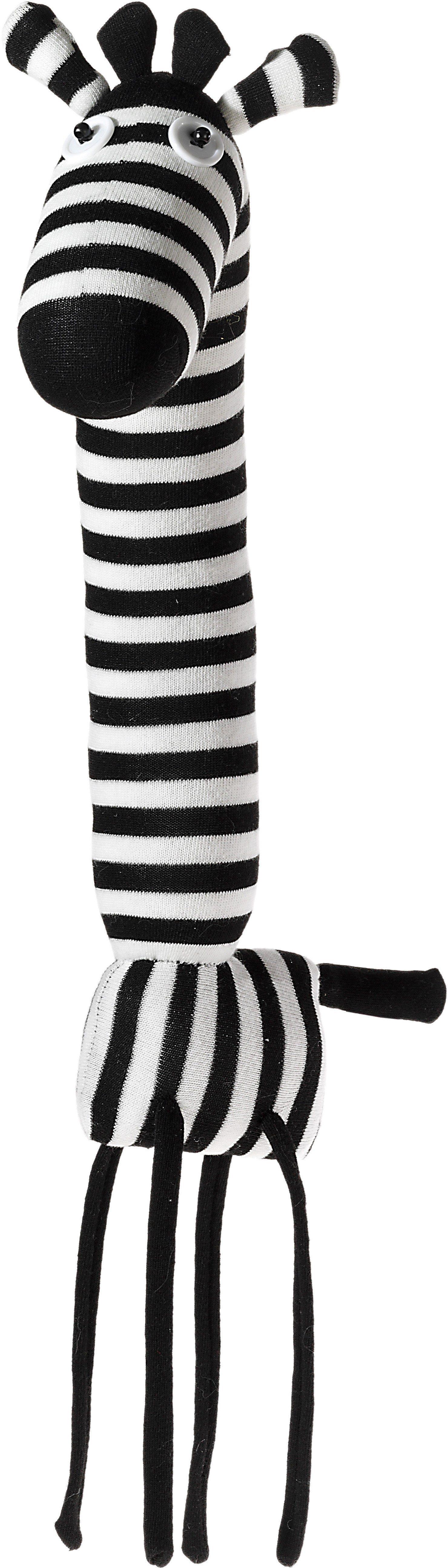 Heunec Kuscheltier, »Dolle Socke Zebra XL«