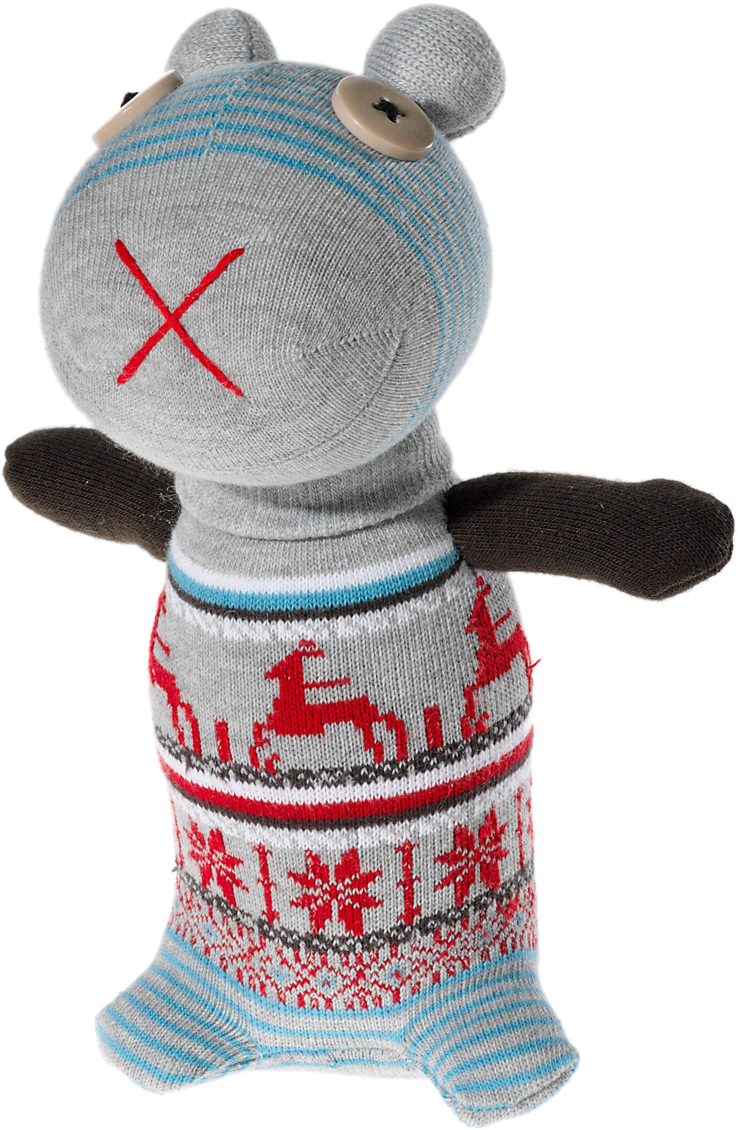 Heunec Kuscheltier Bär, »Dolle Socke Bär«