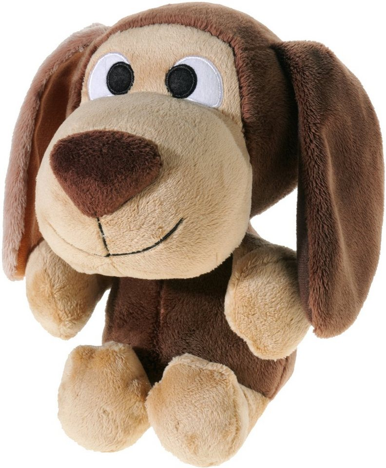 Heunec Kuscheltier, »Friendsheep Friendship Gang Hund Sammy 28 cm« in braun