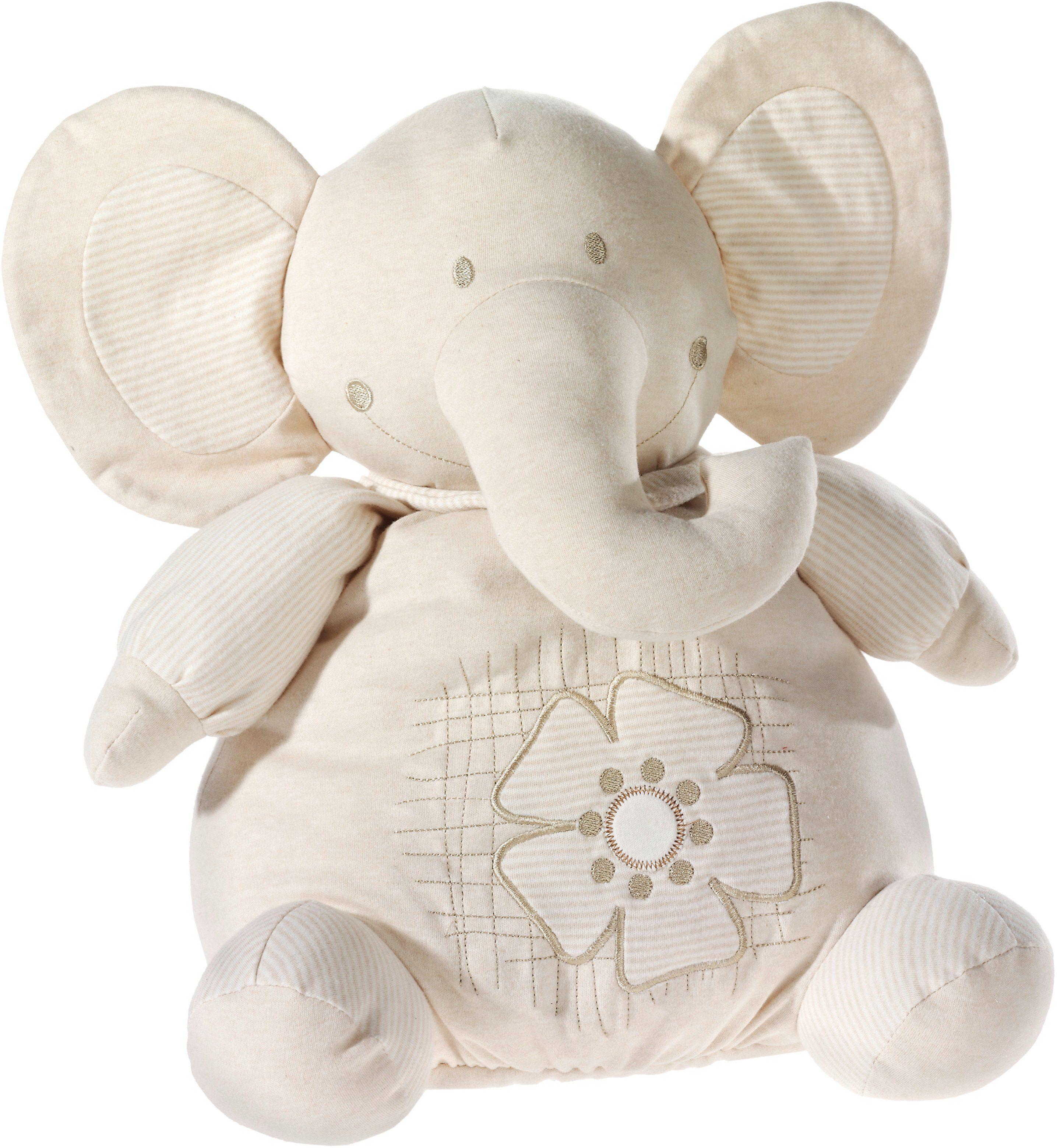 Heunec Kuscheltier, »Be-Oh Babies, Baby Elefant 40 cm«