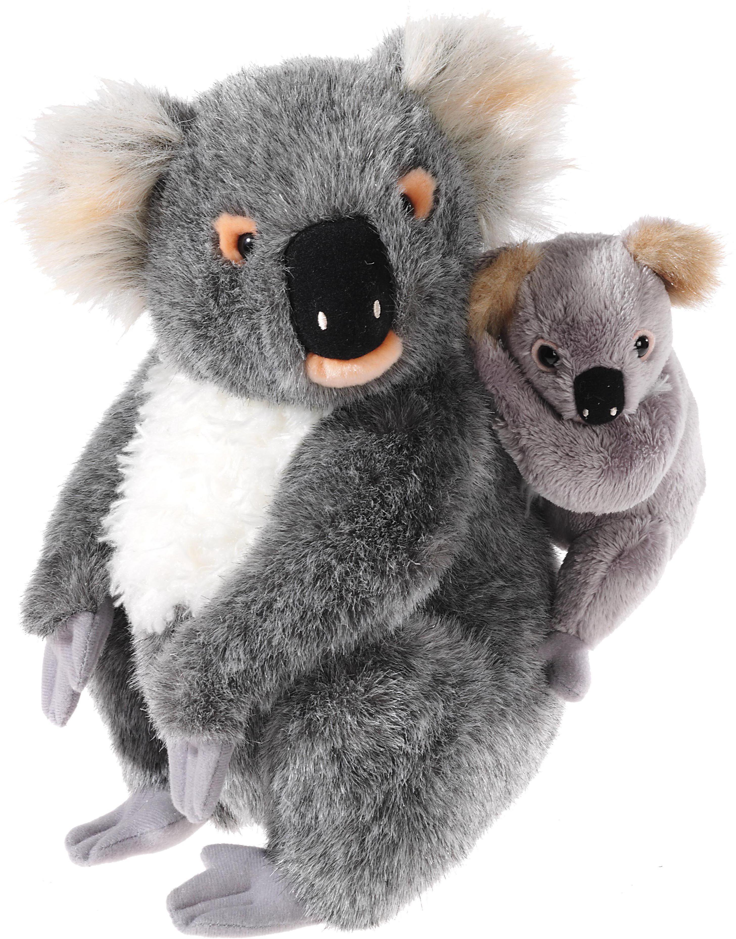 Heunec Kuscheltier, »Mi Classico, Koala Bär mit Baby«