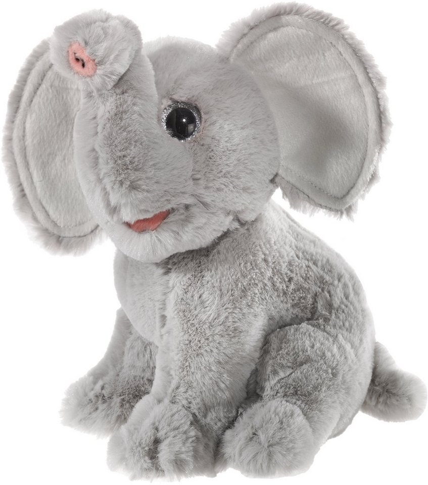Heunec Kuscheltier, »Mi Classico, Elefant« in grau