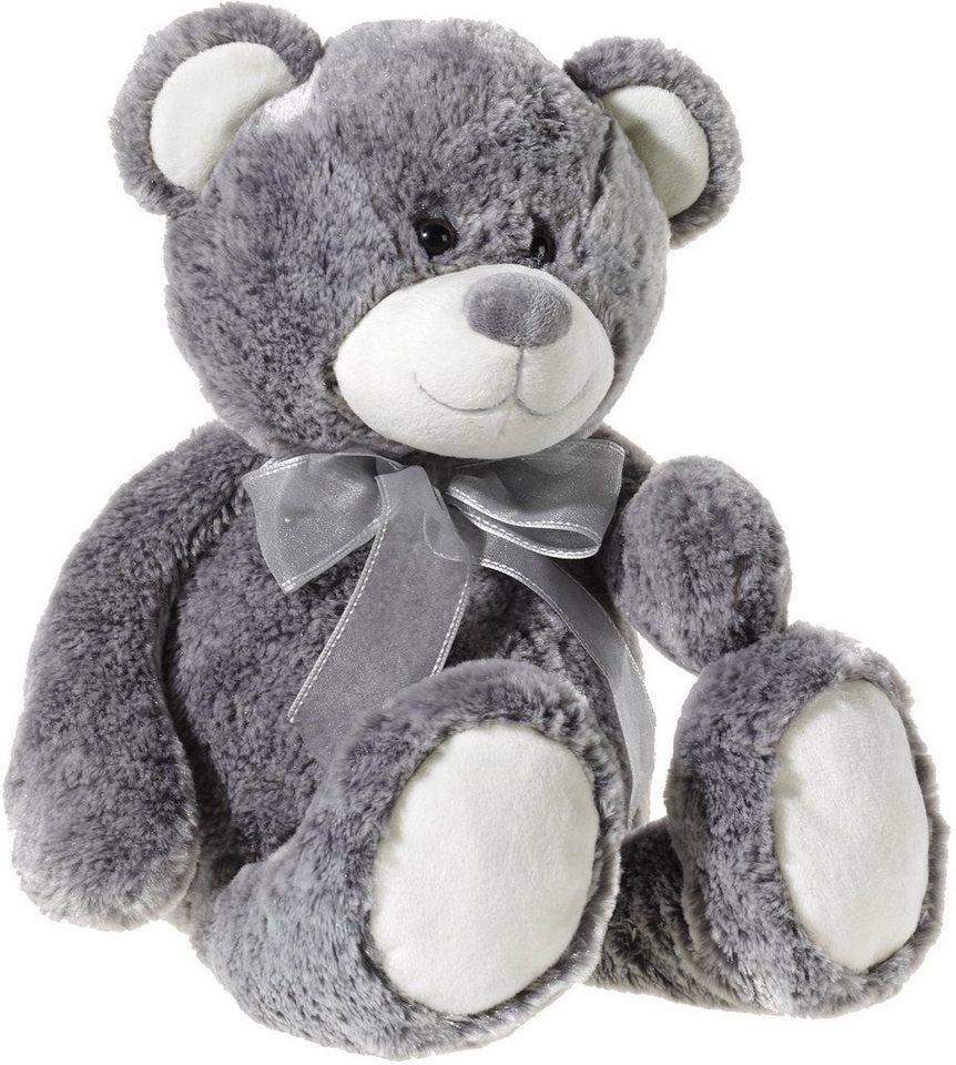 Heunec Plüschteddy, »Bär, 46 cm« in grau
