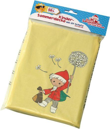 Outdoordecke »Sandmann Sonnenschutzdecke«, Heunec®, mit UV Schutz 50+