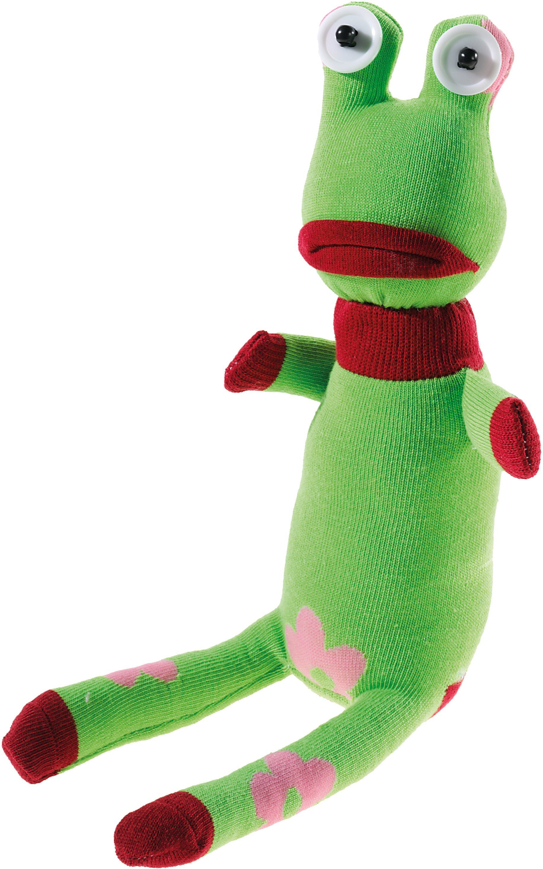 Heunec Kuscheltier, »Dolle Socke Frosch«