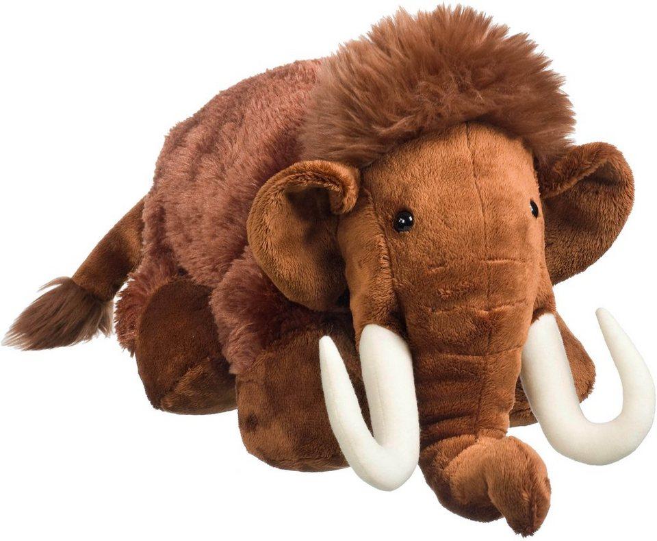Heunec Kuscheltier, »Softissiomo Classics Mammut« in braun