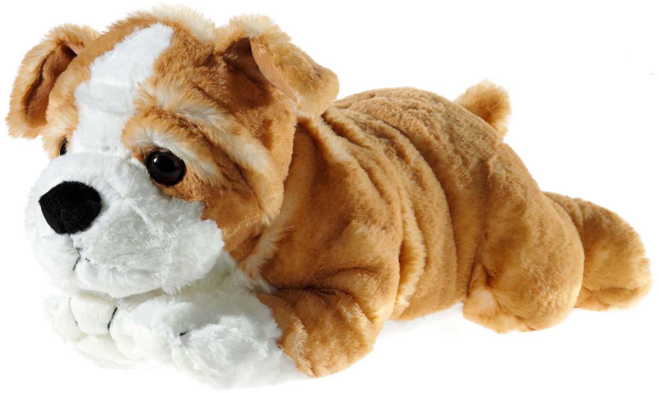 Heunec Kuscheltier, »Softissimo Krünkelhund 40 cm«