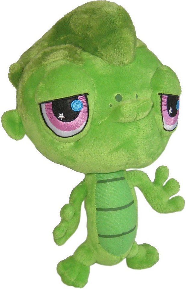 Heunec Kuscheltier Vinnie Gecko, »Littlest Pet Shop Vinnie« in grün