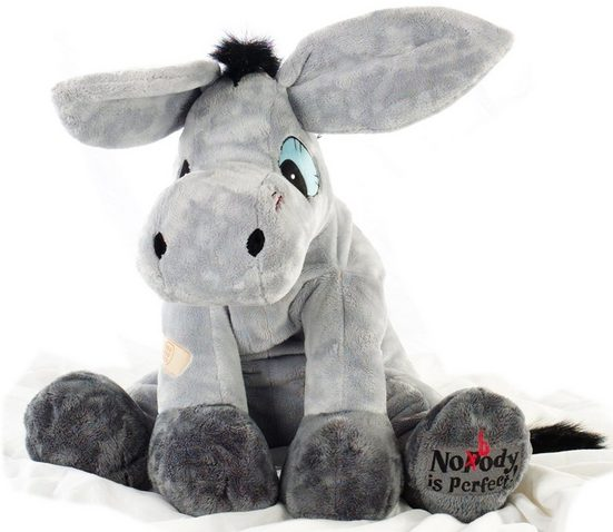 Heunec® Kuscheltier »My little Murphy Maskottchen Nopody is Perfect!«