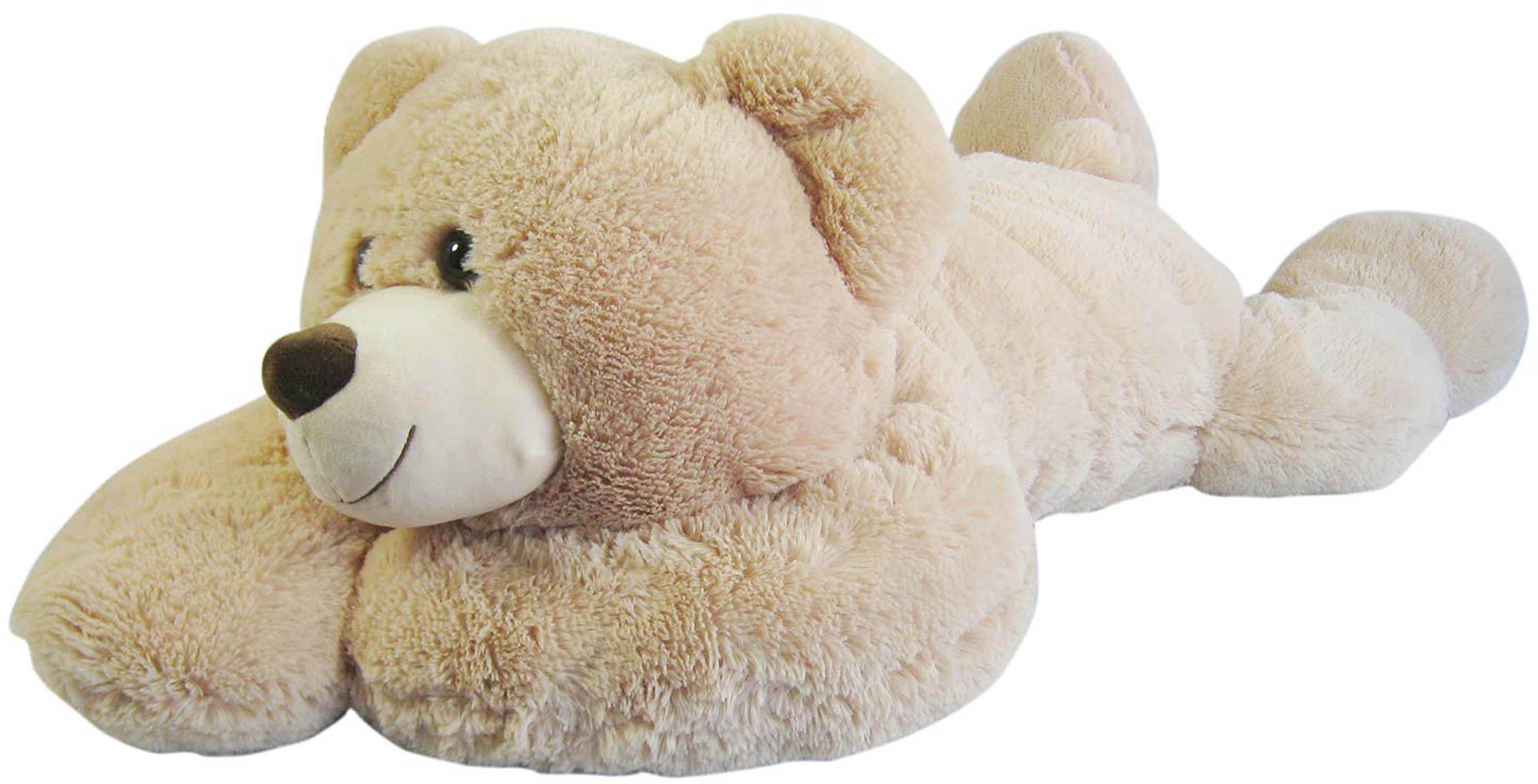 Heunec Plüschteddy, »Bär liegend XL beige«