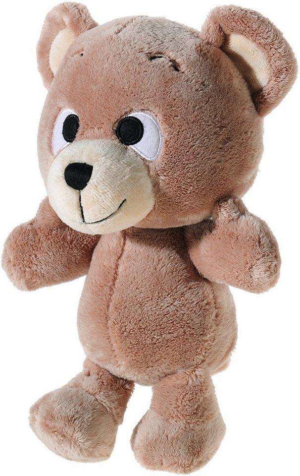 Heunec Teddybär, »Friendsheep Friendship Gang Teddy 28 cm« in hellbraun