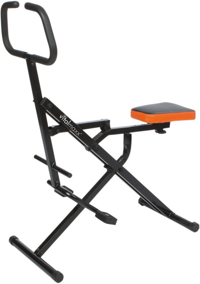 VITALmaxx Trainingsgerät, schwarz, »Body Booster« in schwarz