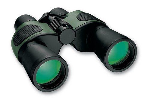 Zoom Fernglas, Luger, »ZV 10-30 x 50« in grün/schwarz