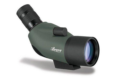 Taschen-Spektiv, Luger, »XM 12-36 x 50« in grün/schwarz