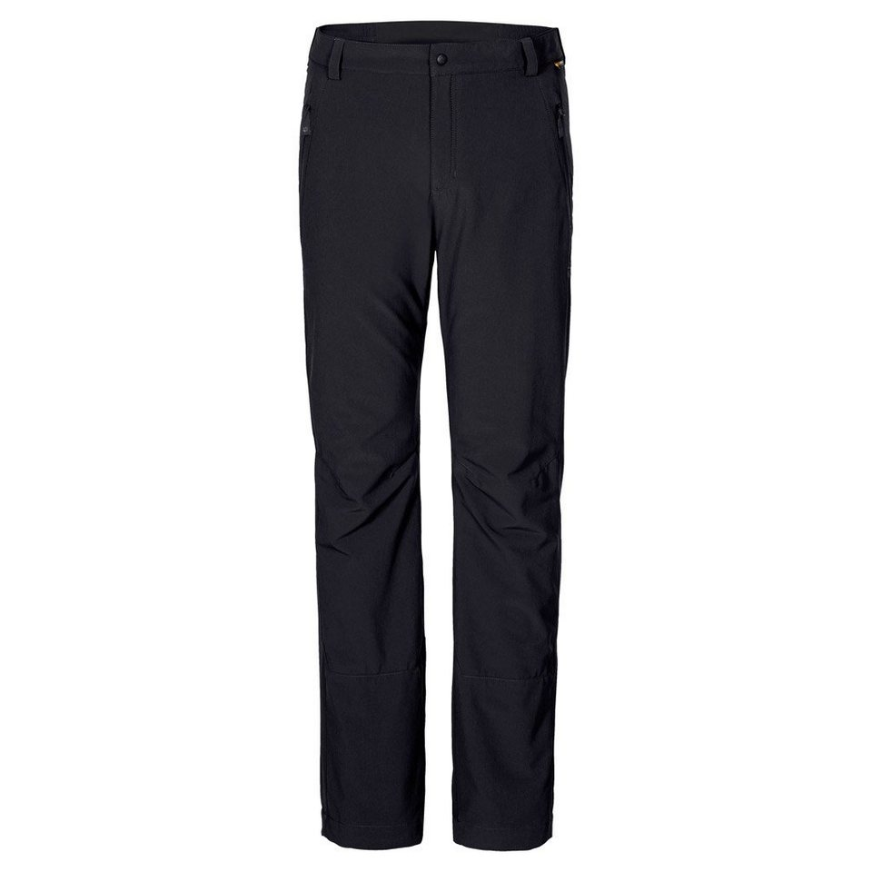 Jack Wolfskin Softshellhose »ACTIVATE WINTER PANTS MEN« in black