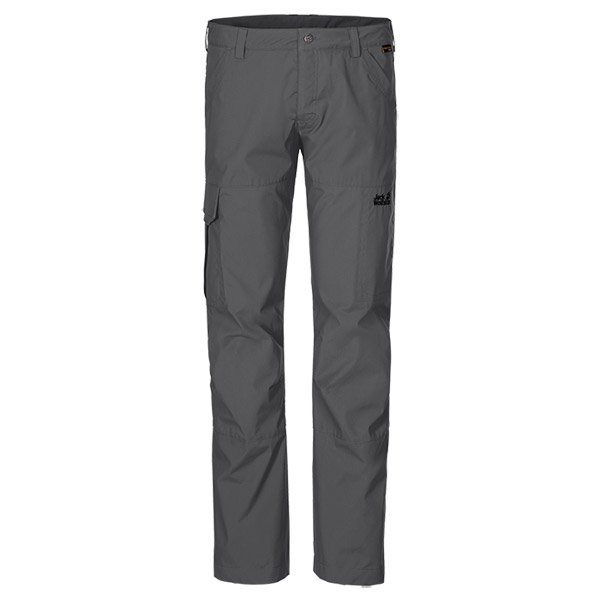 Jack Wolfskin Outdoorhose »WHITEHORSE PANTS MEN« in dark steel