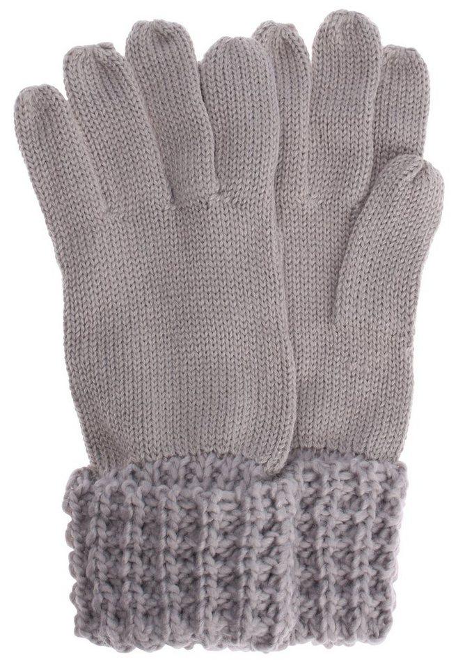 myMO Handschuhe in grau