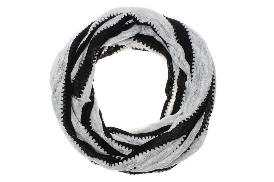 myMO Loop in schwarz weiss