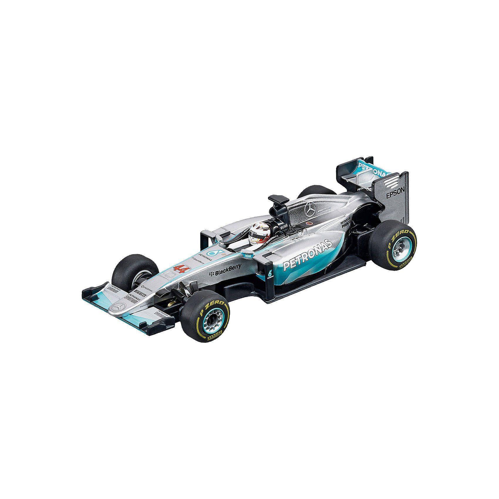 "Carrera GO!!! 64060 Mercedes F1 W06 Hybrid ""L.Hamilton, No.44"""