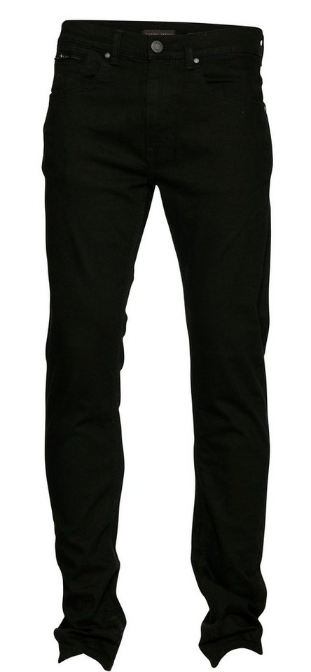 Casual Friday Jet model slim fit in Schwarz