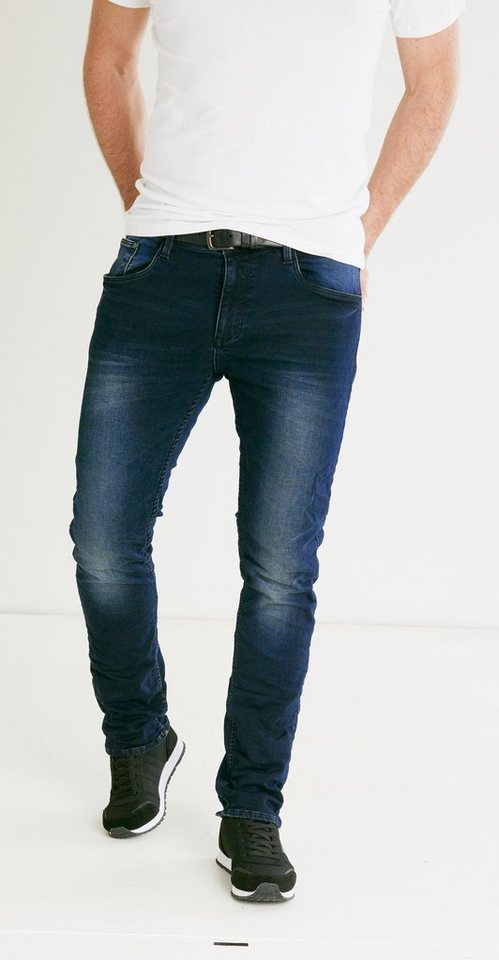 Blend Jet slim fit jeans in Schwarz