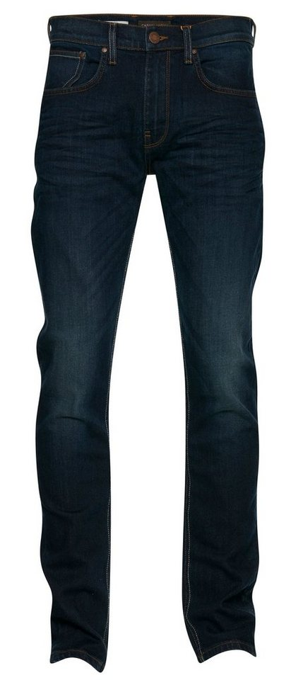 Casual Friday Twister model slim fit in Marine